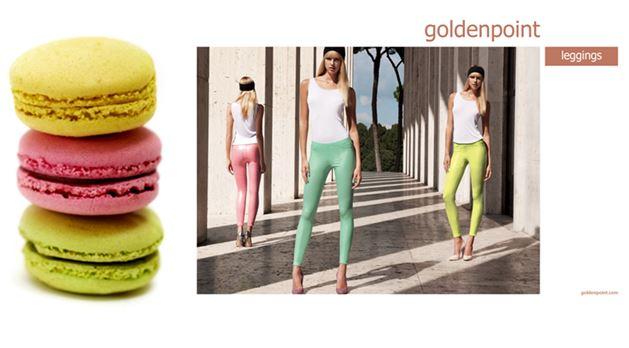 I leggings GLAM effetto pelle di HUE regalano un look femminile, ricercato e moderno