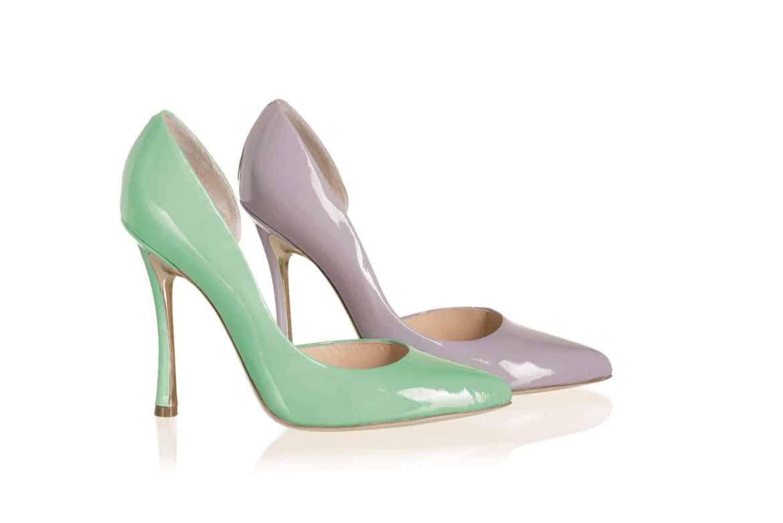 Le tenere nuances pastello delle calzature Ballin per la Primavera Estate 2013 ricordano la dolcezza dei marshmellow!