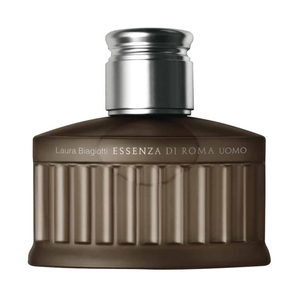 ESSENZA DI ROMA UOMO: una nuova fragranza classica di LAURA BIAGIOTTI
