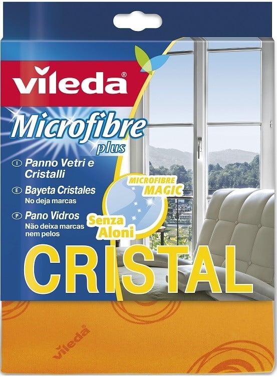 MICROFIBRA Vileda, un valido aiuto per pulire a fondo la casa