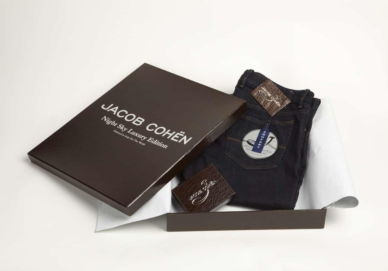 Jacob Cohen Limited Luxury Edition FW13: il denim si veste di lusso con dettagli esclusivi!