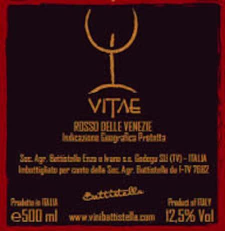 """VITAE, il vino che nasce da uve ...""""stressate""""!"""