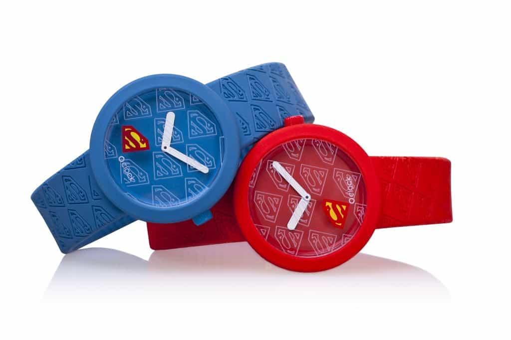 "Da FULLSPOT arrivano i ""super orologi"" di SUPERMAN!"