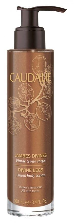 Jambes Divines by Caudalie, per gambe subito abbronzate e seducenti!