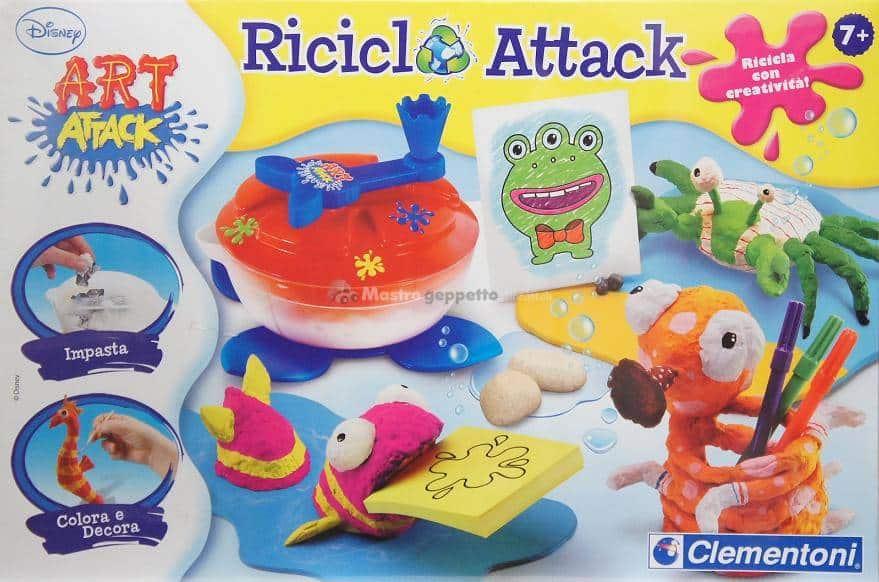 Nuove proposte Clementoni delle linee Art Attack, Scienza & Gioco e Ricreativi, per un divertimento senza fine!