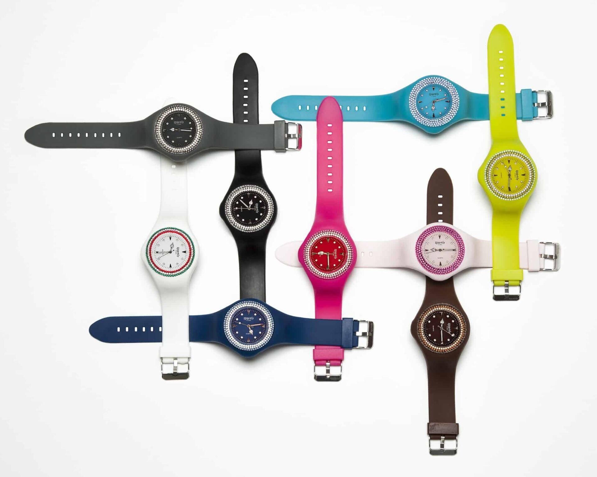 Sparkly Time by Artisan: l'orologio glam che non può mancare tra gli accessori della donna di classe!