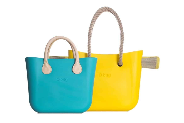 FULLSPOT by O BAG, le borse per la spiaggia in morbida gomma