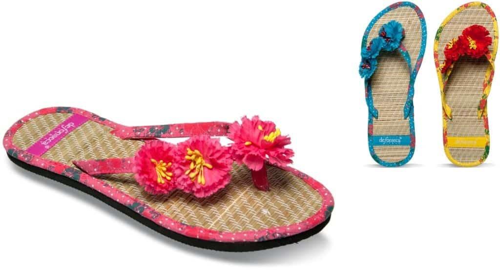 De Fonseca  scarpe estive easy chic donna 807b15c8c2a
