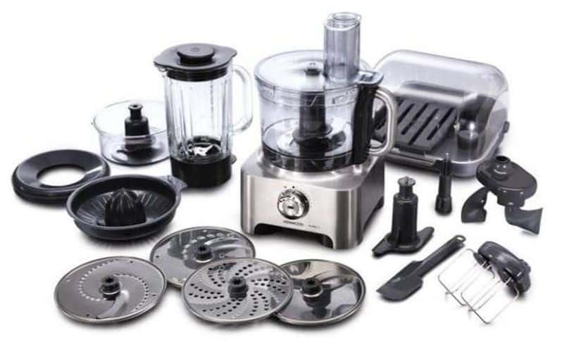 Multipro Sense: il food processor Kenwood versatile e sempre pronto all'uso