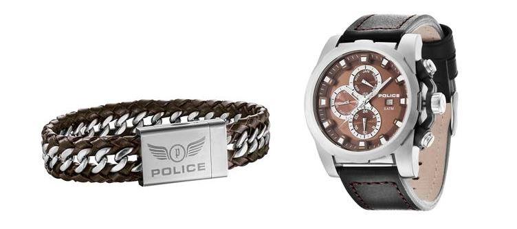 Police: orologi e bracciali dall'anima rock