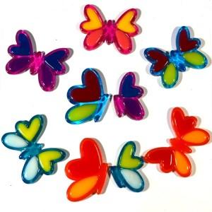 Gel Gems Spring Butterflies