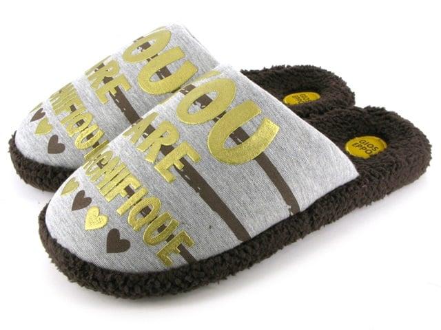 Festeggia i nonni con le pantofole di Gioseppo!