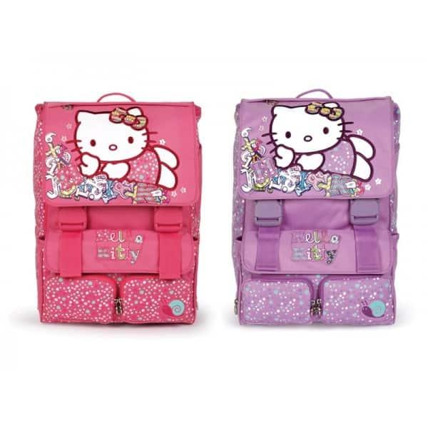 Linea di zaini Hello Kitty by Giochi Preziosi