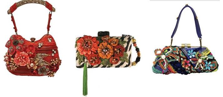 Evening night clutch: la collezione di borse originali ed inedite firmate Mary Frances Shaffer