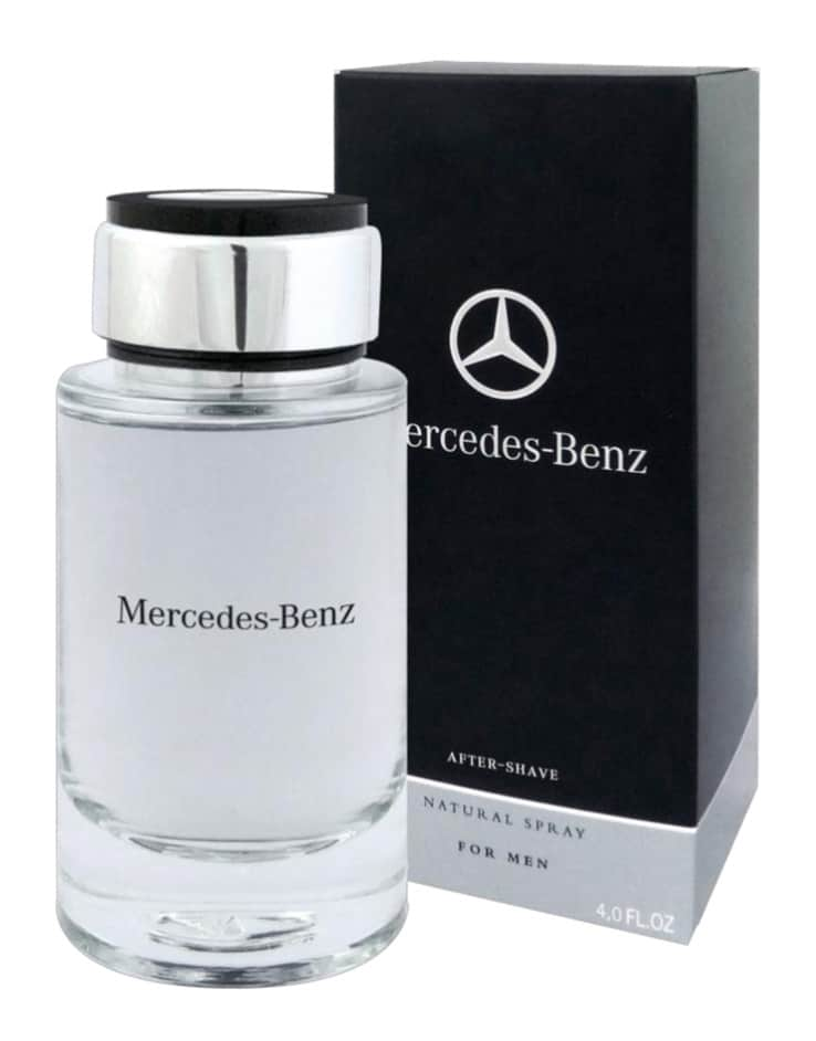 Mercedes-Benz After Shave, new entry di MERCEDES-BENZ PERFUME