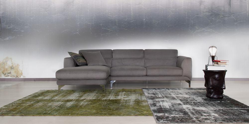 Candy e Alan: i due divani di Calia Italia che danno un tocco giovane e moderno alla tua casa