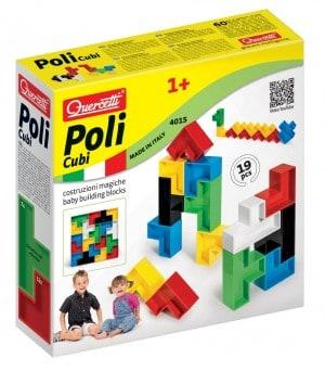 Link e Poli Cubi: nuove costruzioni Quercetti per i più piccoli