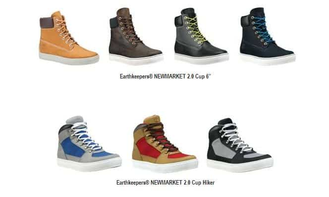 """Earthkeepers® NEWMARKET 2.0 Cup 6"""" FW13 : calzature stile vintage che piaceranno ai giovani"""
