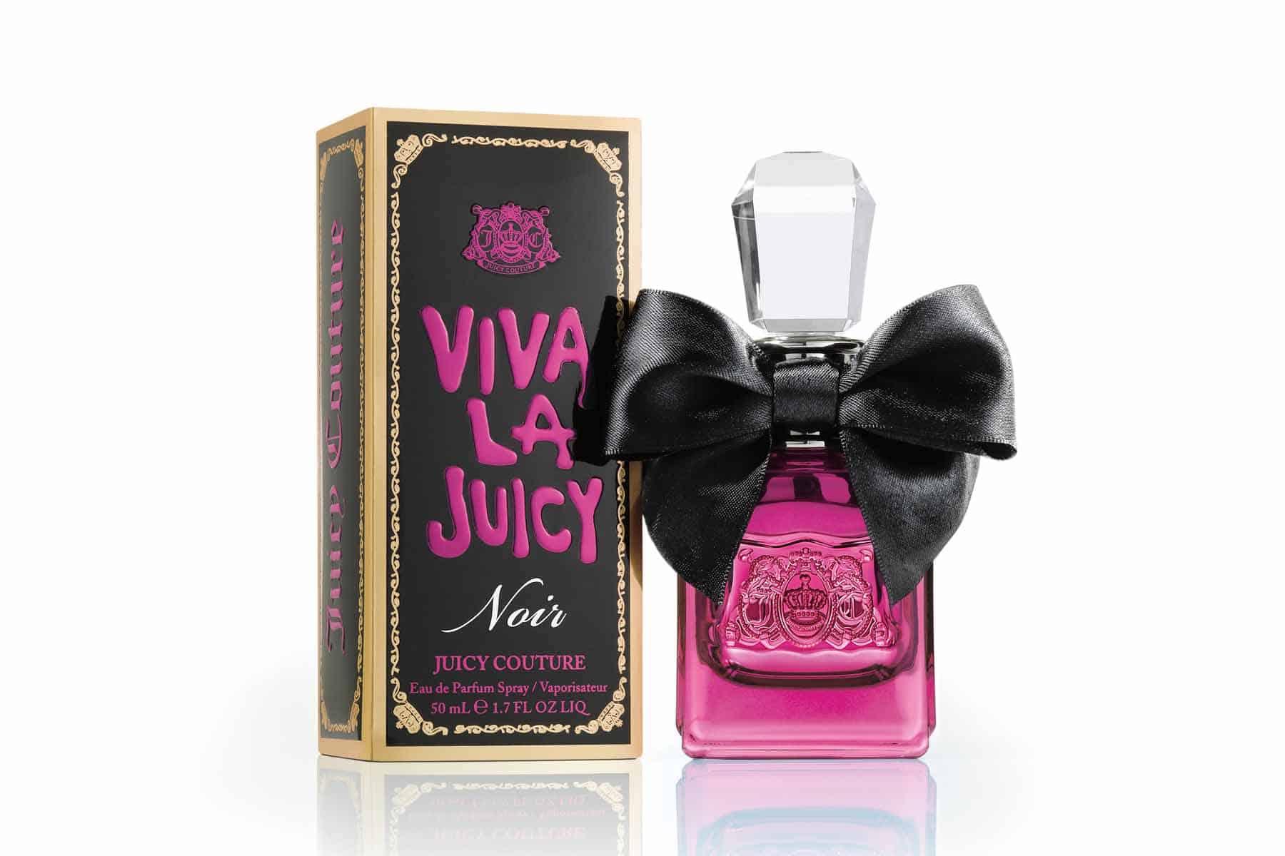 Viva La Juicy Noir: la fragranza sensuale perfetta per le notti più audaci!