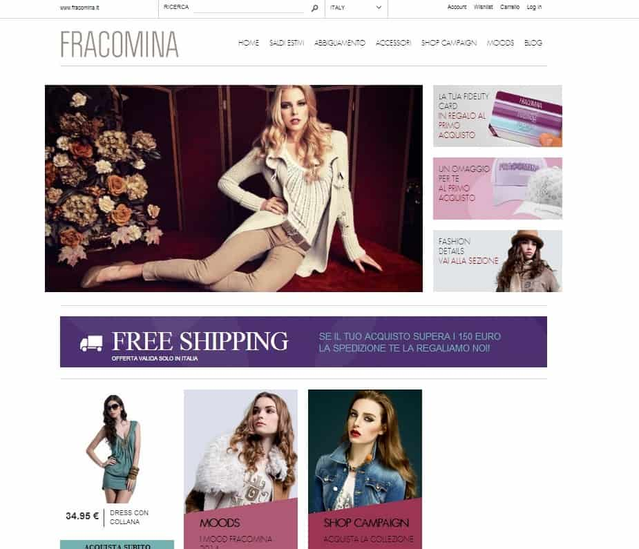Collezione FRACOMINA FALL- WINTER 13-14 è on line!