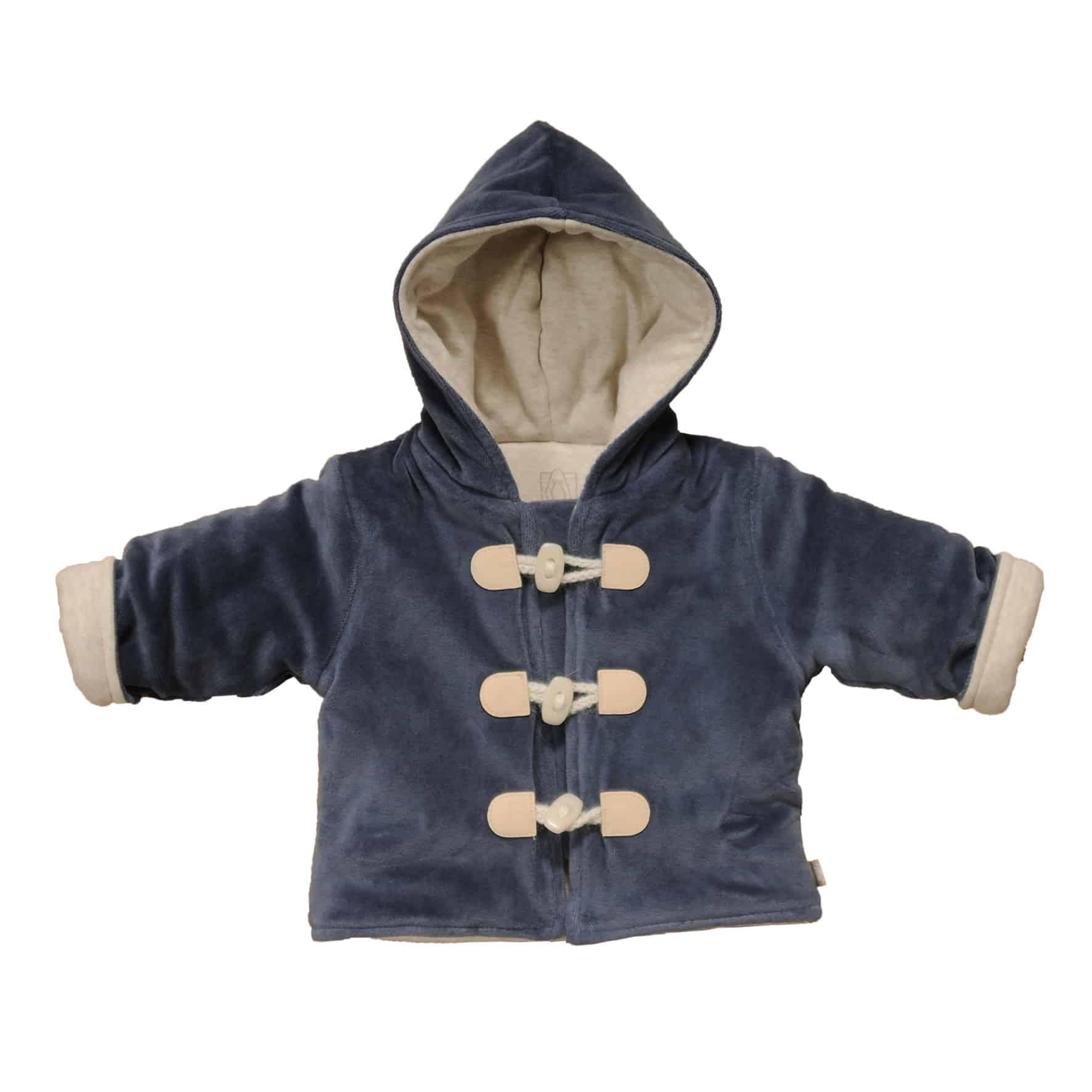 Con il giacchino FILOBIO i più piccoli saranno ben protetti dai primi freddi