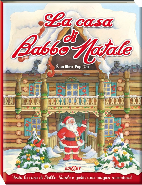 Visitare La Casa Di Babbo Natale.La Casa Di Babbo Natale Viverla In 3d Con Il Fantastico
