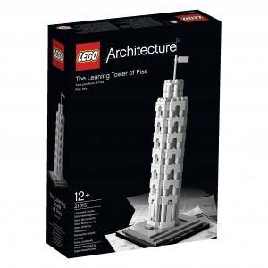 LEGO Architecture 21015 Torre di Pisa _box