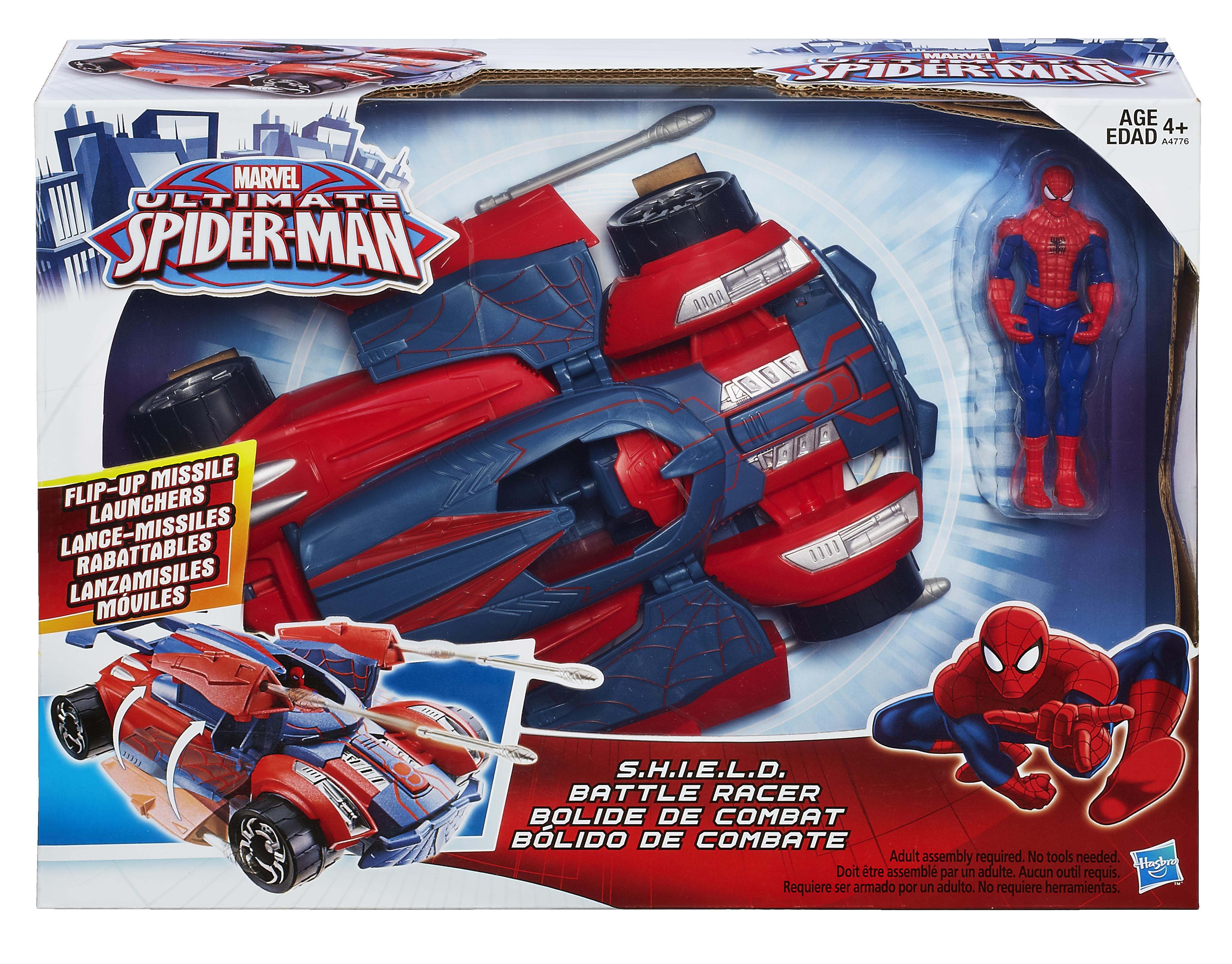 La macchina fotografica firmata SPIDER-MAN - Le Shopping News