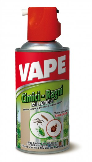 Vape spray cimici ragni per proteggere la casa da ospiti indesiderati le shopping news - Prodotti per eliminare cimici da letto ...