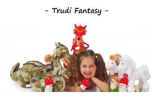 Trudi Fantasy, per sognare in compagnia dei peluche più fantastici!