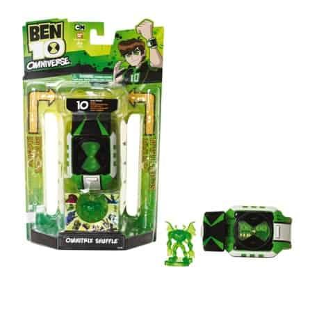 A Natale diventa un eroe alieno con BEN 10!