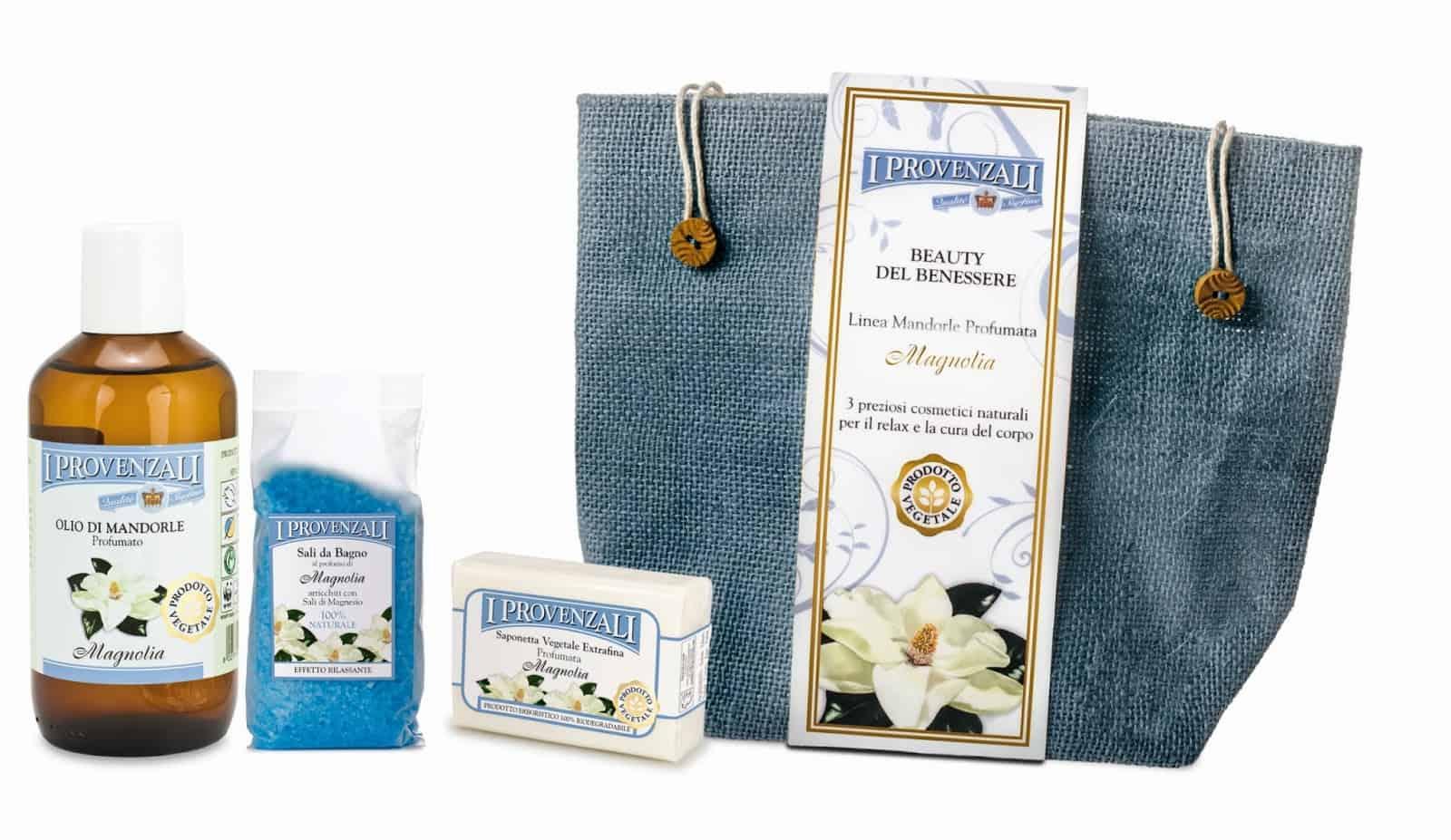Kit Special Christmas Edition de I Provenzali: un regalo in armonia con la natura