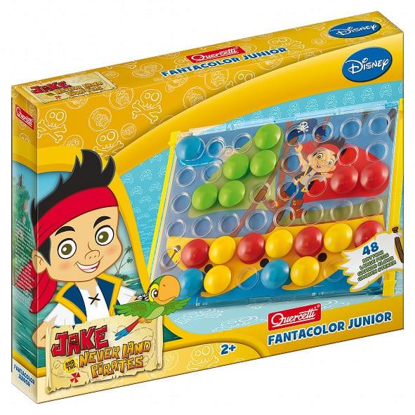 FantaColor Junior Disney: i chiodini Quercetti per i più piccoli. Idea regalo per Natale!