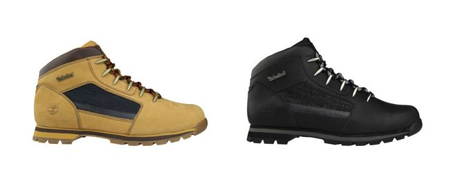 Timberland Nere Foot Locker