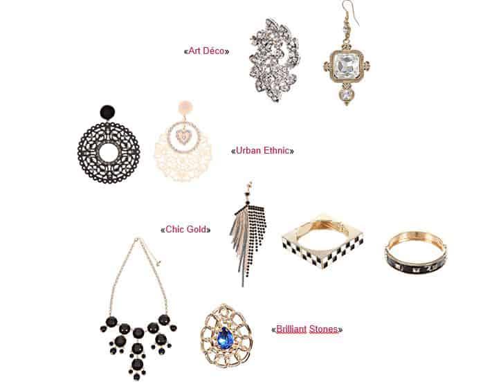 Collezione di Bijoux Yamamay : glamour e dal prezzo accessibile!