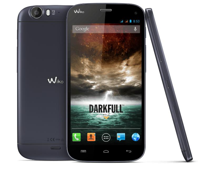 Wiko Darkfull, stile e tecnologia in Full HD in un unico smartphone