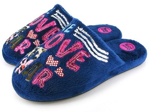 In occasione di san Valentino le slippers di GIOSEPPO si ispirano all'amore