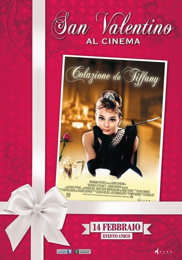 In occasione di San Valentino Colazione da Tiffany torna al cinema per un solo giorno, in versione restaurata