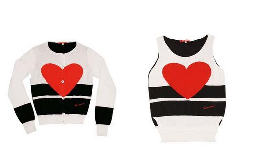 Un iconico cuore rosso è il simbolo Fiorucci per San Valentino b5b5a4ef320
