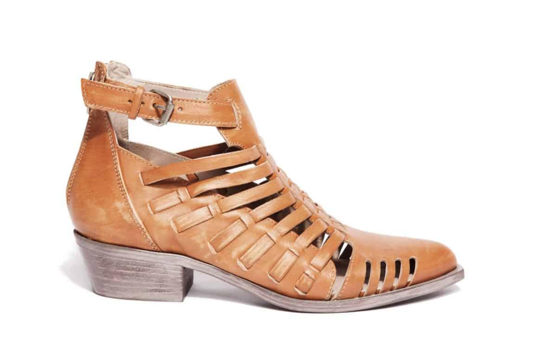 JANET&JANET Spring Summer 2014: scarpe dallo stile texano perfette per i concerti open air