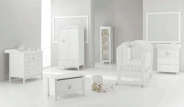 """Collezione """"Crystal"""" by Erbesi: una cameretta elegante e confortevole"""