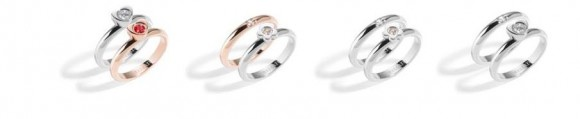 Love Rings Morellato: due anelli da abbinare per San ...