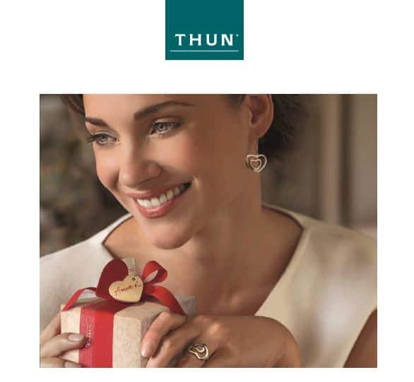 A San Valentino le idee regalo di THUN sono all'insegna del cuore!