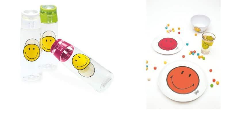 zak!designs e i divertenti smiley portano allegria in tavola!