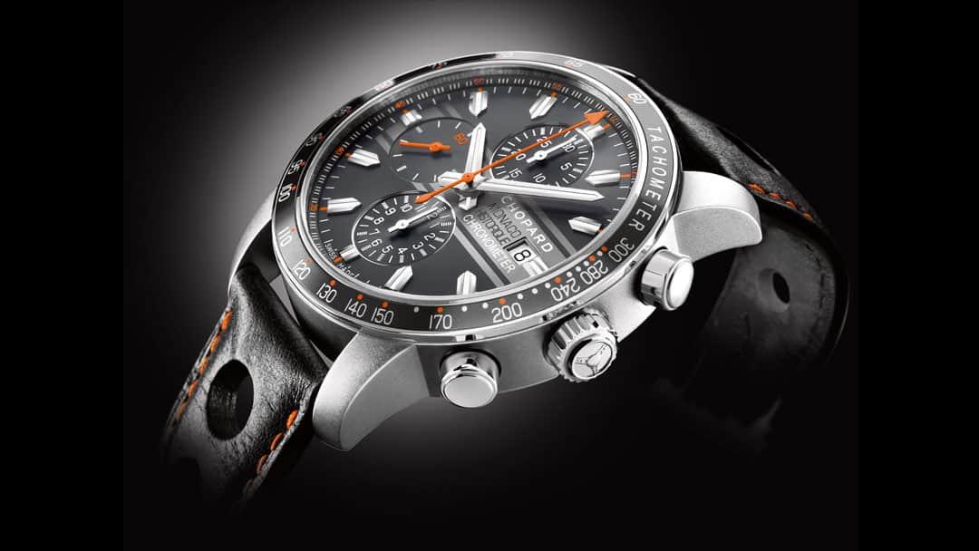 Grand Prix de Monaco Historique Chrono: un vero orologio da corsa!