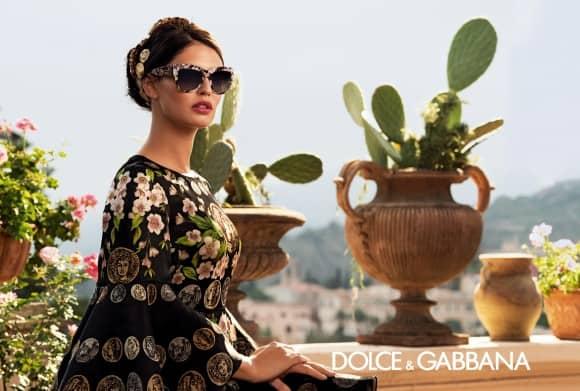 ALMOND FLOWERS COLLECTION: i nuovi occhiali fioriti di Dolce e Gabbana