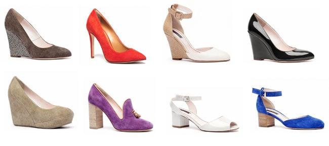PRIMAVERA ESTATE 2014 LOGAN: scarpe sofisticate per un'estate all'insegna del colore