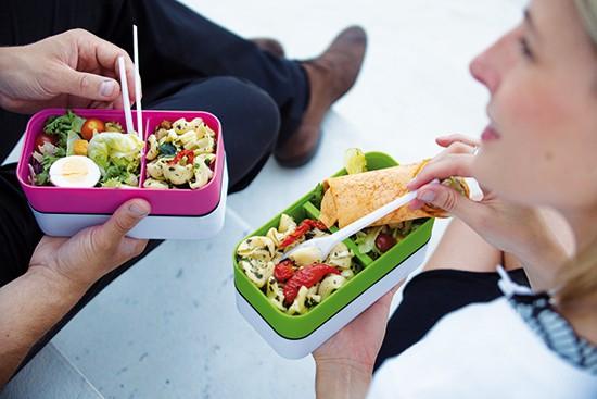 Monbento: utili scatole per portare in ufficio il pasto preparato in casa