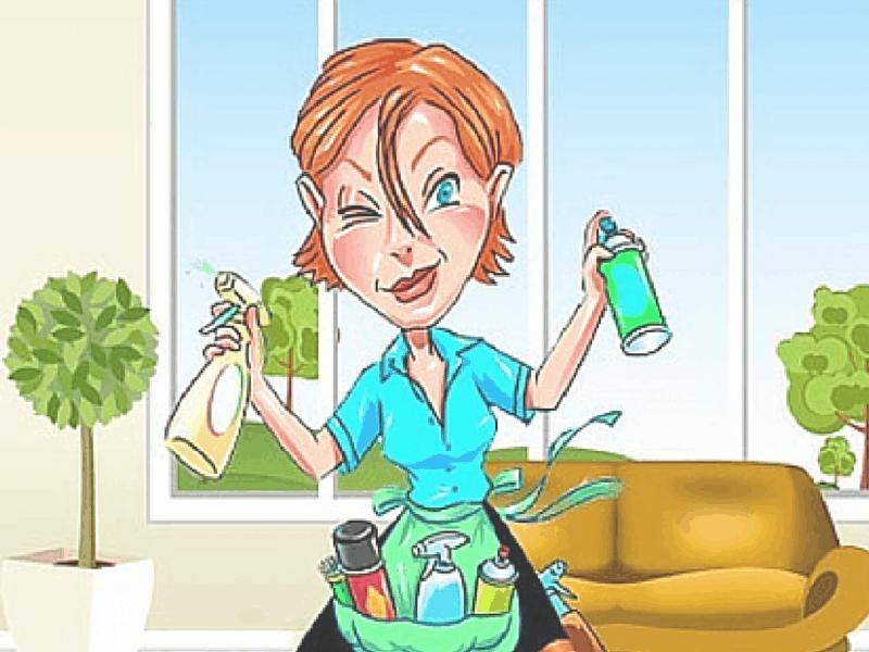 Per le pulizie di primavera fatti dare una mano dai prodotti Tavola