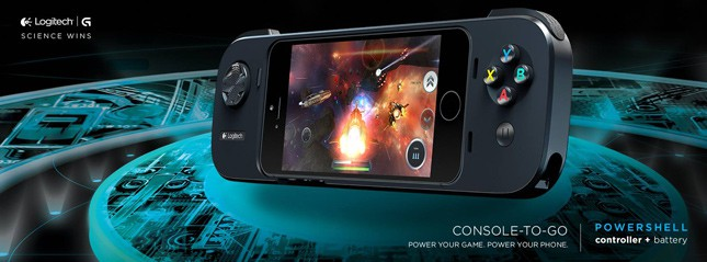 Logitech Powershell Controller + Battery: la  rivoluzione del  gaming mobile